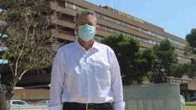 Juan Antonio Moreno, portavoz del Área de Sanidad del Grupo Parlamentario Popular en las Cortes de Castilla-La Mancha