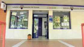 La administración de loterías número 7 de Guadalajara