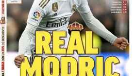 La portada del diario MARCA (12/07/2020)