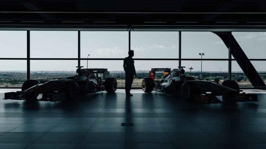 Isaac Prada, exingeniero de F1 y ahora empresario