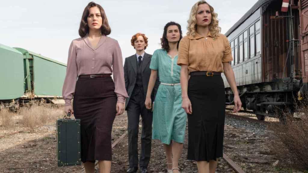 Las chicas del cable (Netflix)