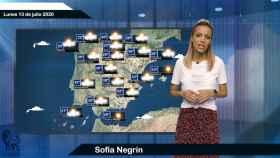 El tiempo en España: pronóstico para el lunes 13 de julio