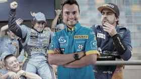 Isaac Prada, exingeniero de Renault en la Fórmula 1