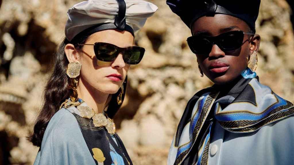 Imágenes de la colección que ha presentado la firma Lanvin en un fashion film durante el último día de la Semana de la Moda Hombre de París.