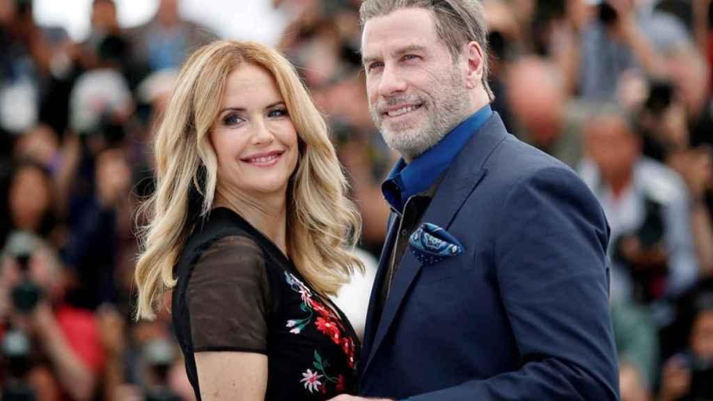 Muere la actriz Kelly Preston, esposa John Travolta, a los 57 años
