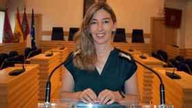 Mariana Boadella, viceportavoz municipal del Ayuntamiento de Ciudad Real