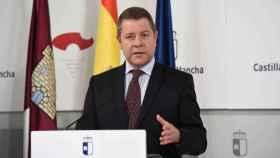 El presidente de Castilla-La Mancha, Emiliano García-Page, en una imagen reciente
