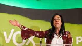 Amaia Martínez, la elegida diputada de Vox por Álava.