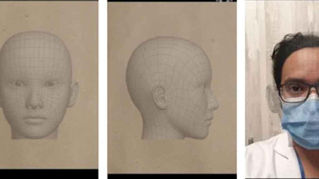Desarrollan app que detecta con inteligencia artificial la correcta colocación de la mascarilla