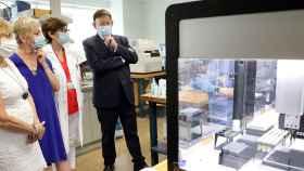 Covidrobots: estaciones robotizadas para incrementar las PCR diarias