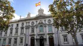 La sede del Tribunal Supremo en Madrid.