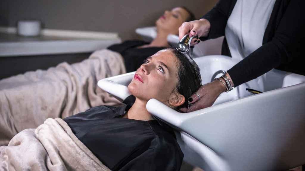 Lavado Sonia Atanes Hair Beauty.