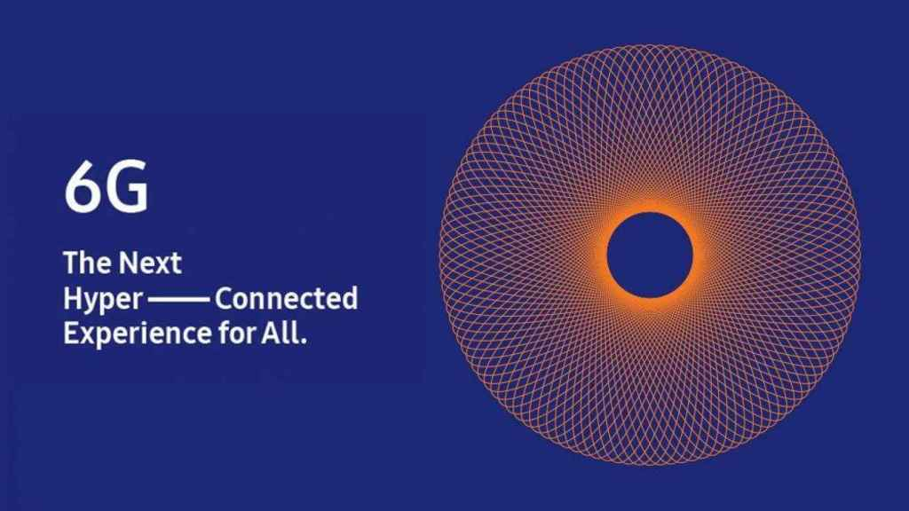 Ilustración del 'paper' de Samsung hablando sobre el 6G.