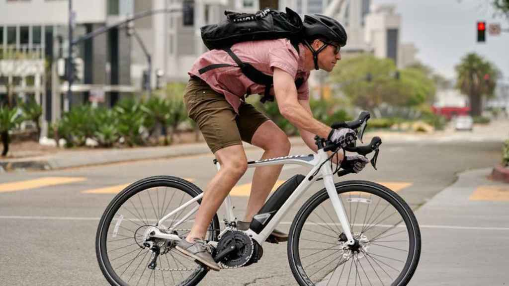 Bicicleta Civante.