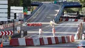 Puente de Joaquín Costa.