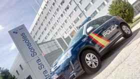 hospital avila policia
