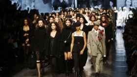 La Semana de la Moda de Milán de 2019, con el desfile de Dolce&Gabbana.