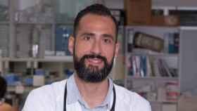 El coordinador de las plantas de Covid-19 en el Hospital Arnau de Vilanova, José Luis Morales-Rull. Foto: Europa Press