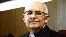 Monseñor Ángel Fernández, obispo de Albacete
