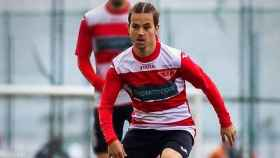 Chico Rubio, nuevo jugador del Almagro.
