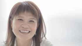 La CEO mundial de Trend Micro, Eva Chen, interviene en su gran evento anual.