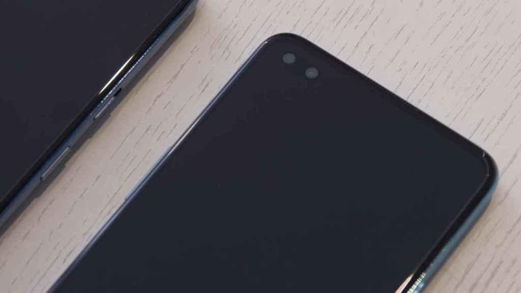 Delantera del OnePlus Nord