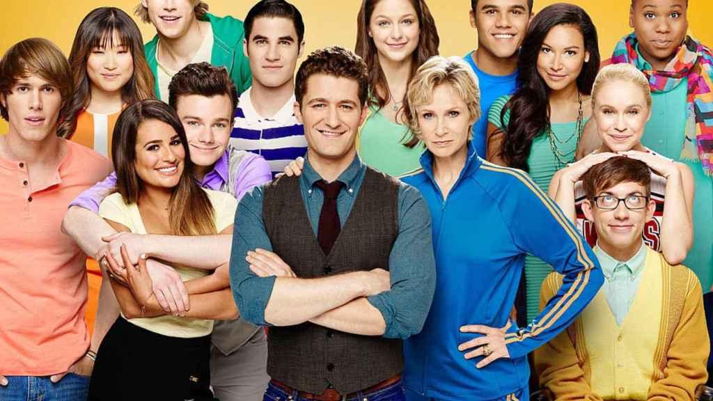 Fotograma de Glee