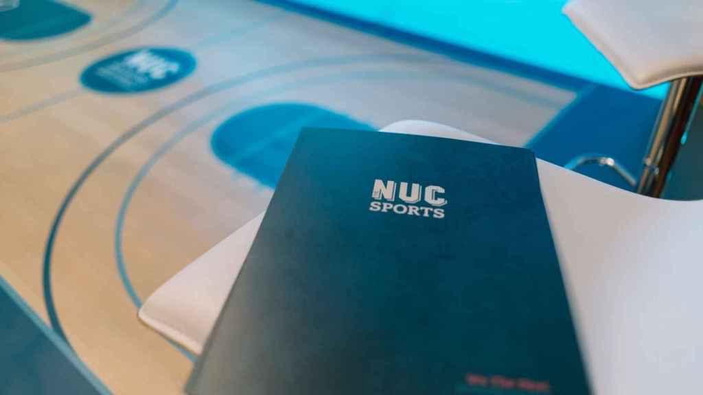 Pista de baloncesto de The NUC