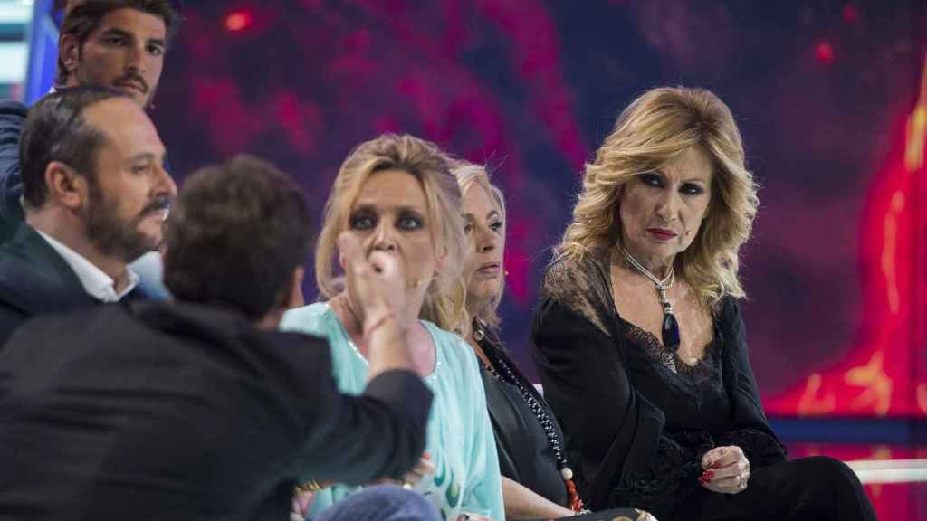 Rosa Benito desvela el favor que Rocío Jurado hizo a María Teresa Campos.