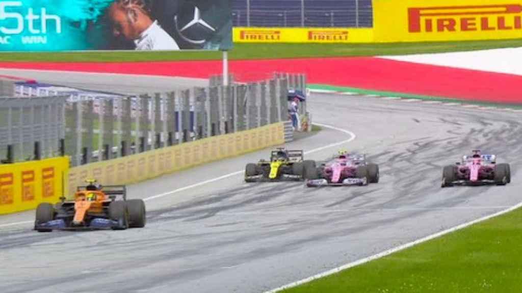Gran Premio de Austria F1