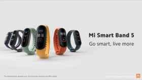 La Xiaomi Mi Band 5 llega a España: precio y disponibilidad