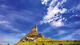 Impresionante castillo de Atienza (Guadalajara)