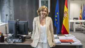 Ana de la Cueva, secretaria de Estado de Economía / JORGE BARRENO.