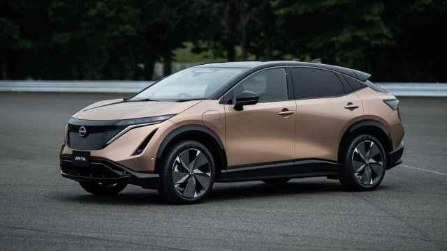 El Nissan Ariya es un SUV eléctrico a medio camino entre el Qashqai y el X-Trail.