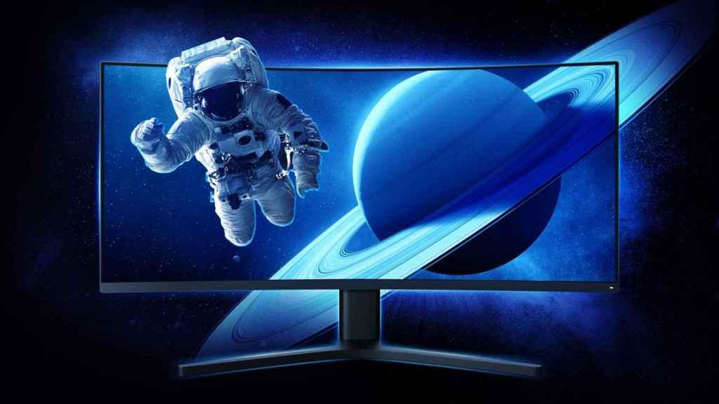 Este es el nuevo monitor gaming de Xiaomi