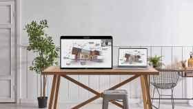 La pantalla que ofrece Zoom permite trabajar mejor desde casa