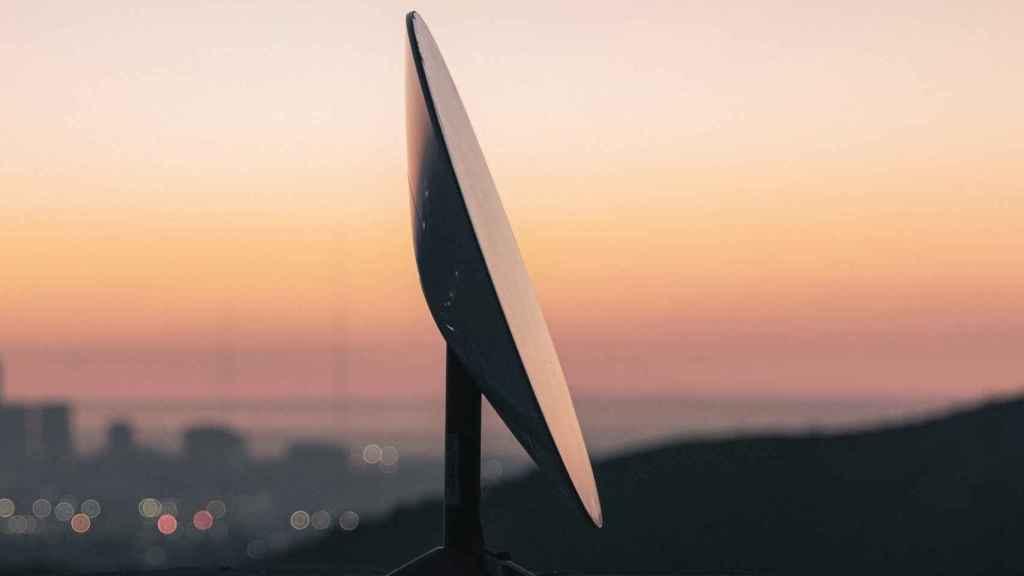 La antena que usará Starlink, el Internet por satélite