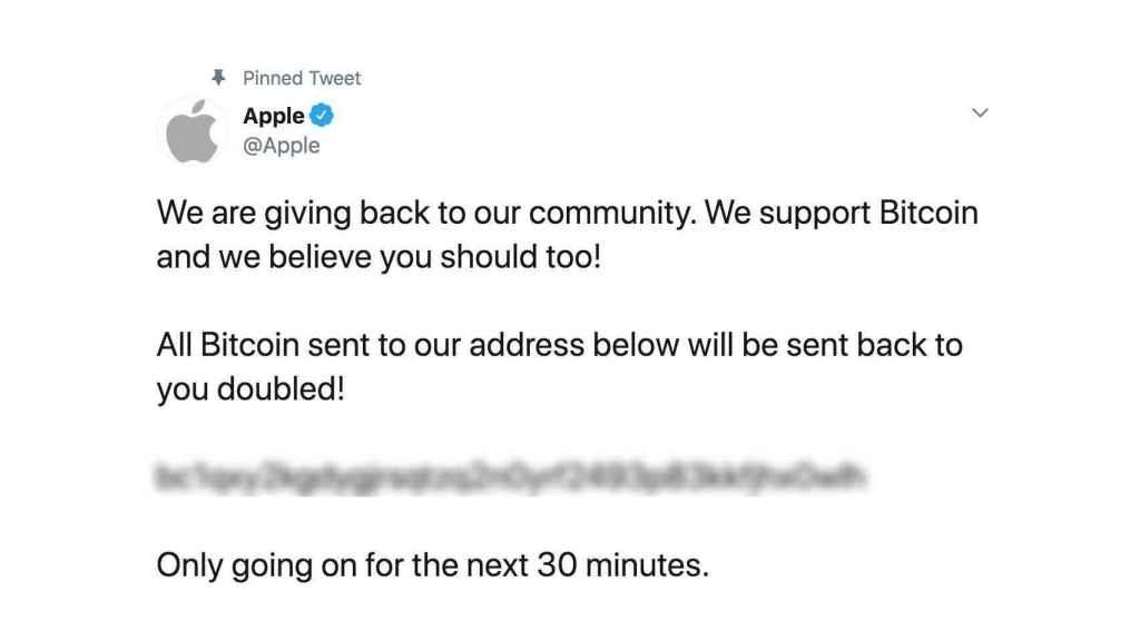 Llegó a afectar incluso a la mismísima Apple.