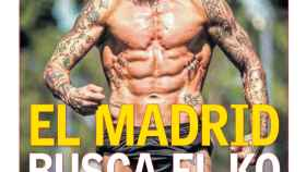 La portada del diario AS (16/07/2020)