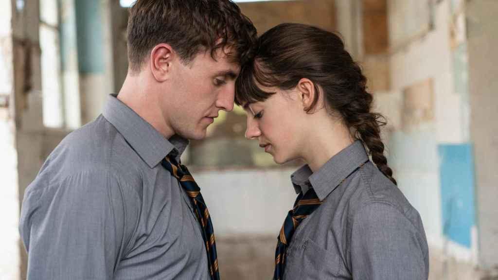 Marianne y Connell, los dos protagonistas de Normal People.