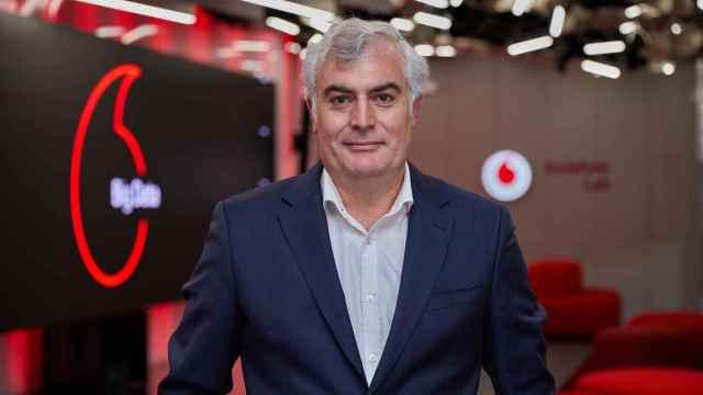 Daniel Jiménez, director general de Vodafone Business.