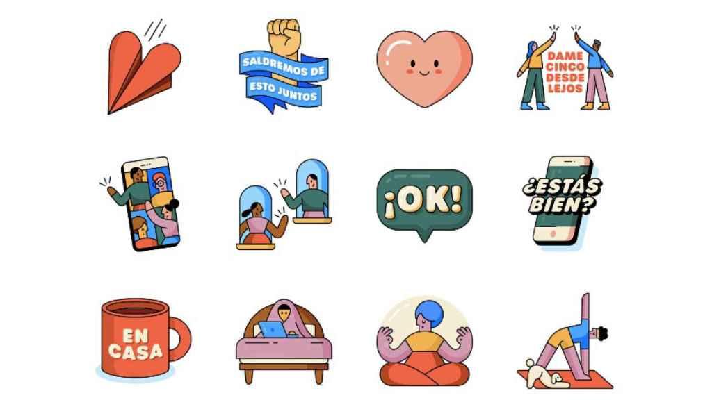 Emojis del COVID-19