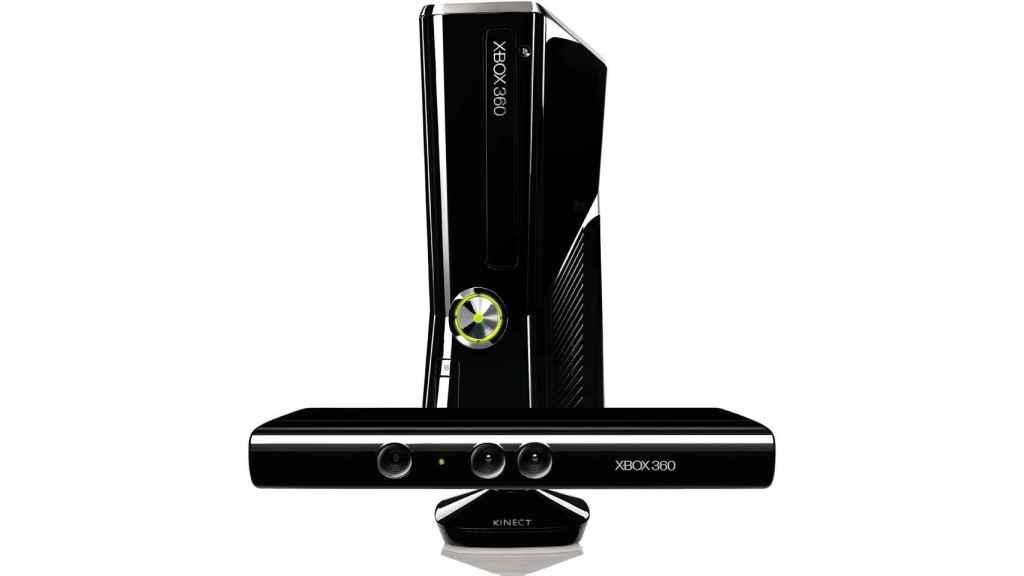 Kinect de primera generación.