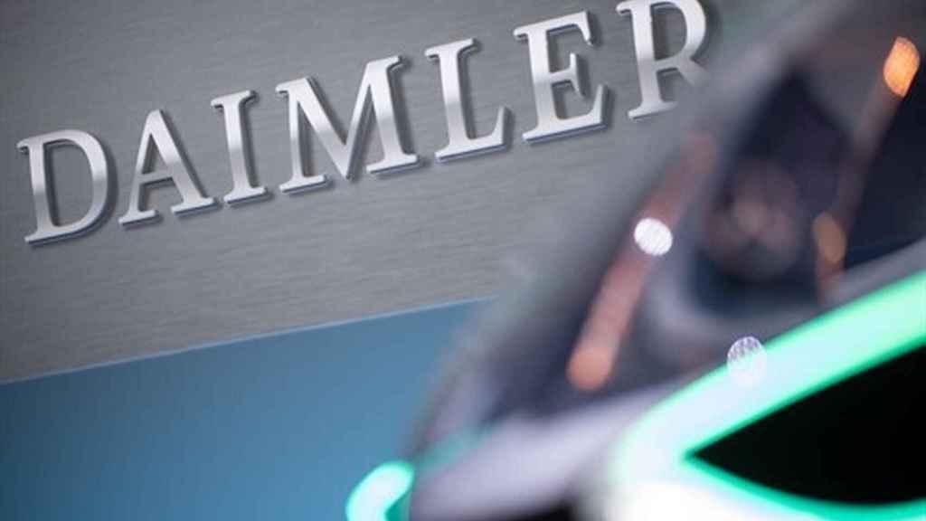 Daimler se ha librado de la multa de Bruselas por desvelar la existencia del cártel