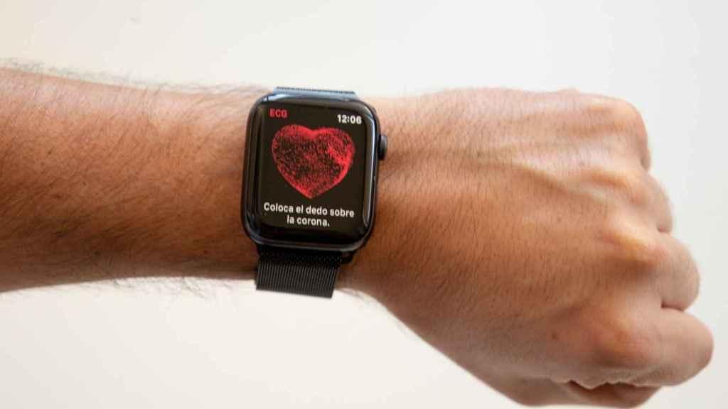 Apple Watch con ECG