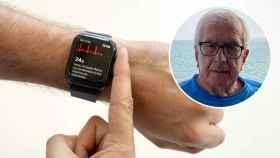 Apple Watch y Vicente González