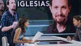 Ana Pastor (14,6%) logra récord de espectadores con Pablo Iglesias
