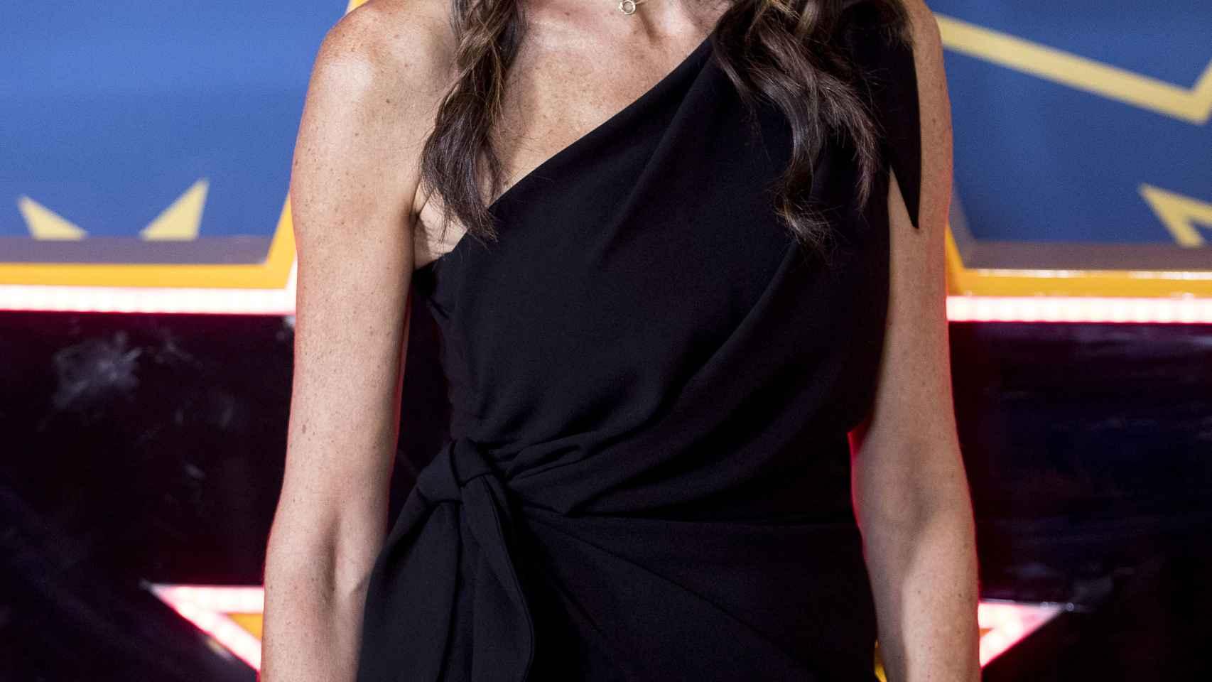 Paz Padilla en la presentación de 'Got Talent' 2019.