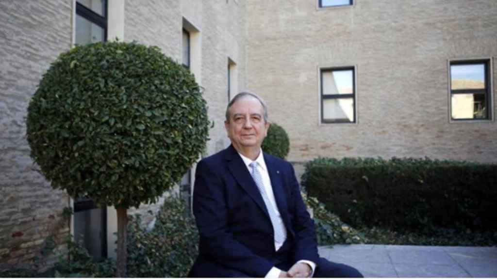 Iñaki Anasagasti, histórico dirigente del PNV.