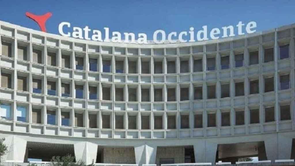 Oficinas de Catalana Occidente.